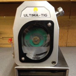 Ultima Tig Tungsten Grinder after servicing