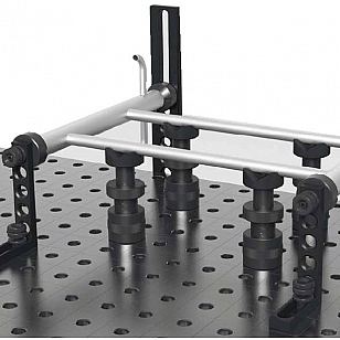 Welding Tables Support block example