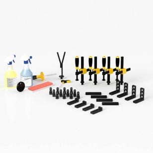 Welding table tool set