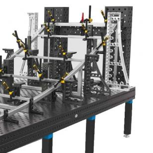 Welding tables overview