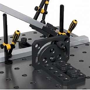 Welding tables protractor example
