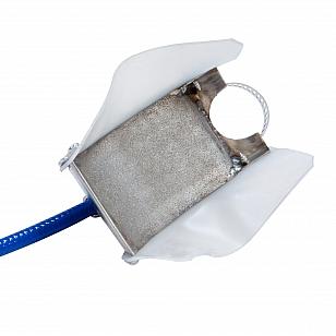 Walter Schnorrer Drag shield for welding