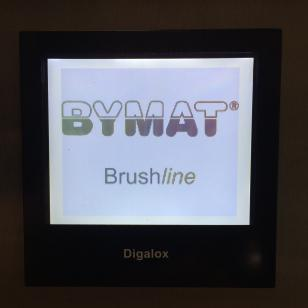 Bymat 1140RS stainless steel cleaning machine