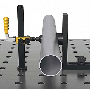 Welding tables toggle clamp example