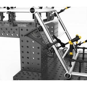 Welding table Clamping example