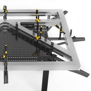 Welding table extentions example