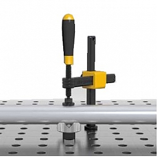Welding Tables Clamp Example