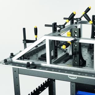 Welding table workstation