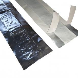 Weld Backing tape for purging