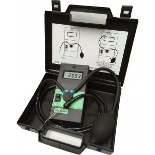 Purge monitor for welding